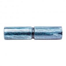 Муфта соединительная для трубы 16мм  Bironi BTM1-16-11, цвет серебряный век
