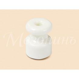 Изолятор кабельный ТМ МезонинЪ GE70025-01, цвет белый