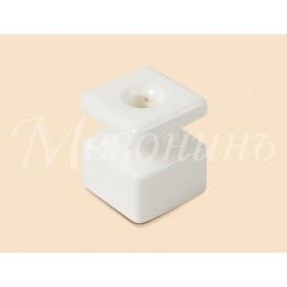 Изолятор кабельный ТМ МезонинЪ GE80025-01, цвет белый