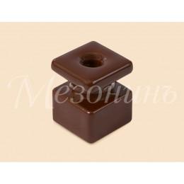 Изолятор кабельный ТМ МезонинЪ GE80025-04, цвет коричневый