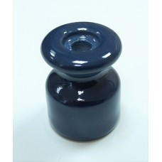 Изолятор кабельный Lindas 12032, цвет графит