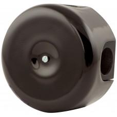 Коробка распаечная Ø78 мм Sun Lumen 061-162-А, цвет антрацитовый