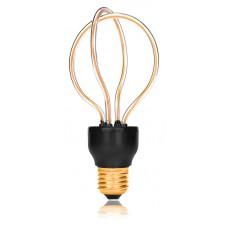 Лампа Эдисона ST64 SF-y Sun Lumen 057-240, прозрачная