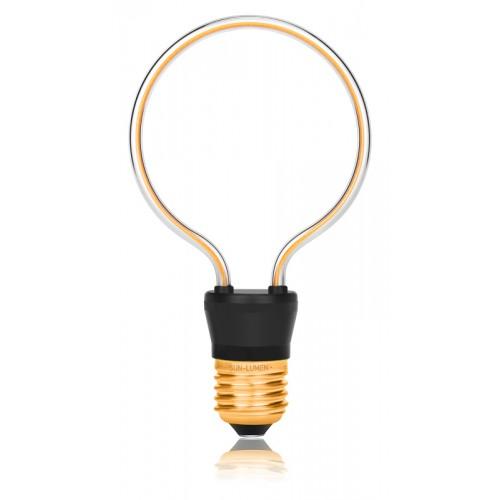 Лампа Эдисона ST64 SF-R Sun Lumen 057-257, прозрачная