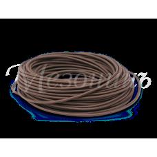 Провод электрический Greenel GE70160-04, цвет коричневый