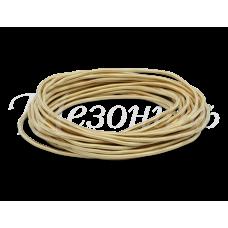 Провод электрический Greenel GE70160-32, цвет песочное золото