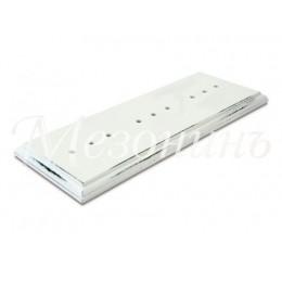 Подложка деревянная наружная ТМ МезонинЪ GE70718-37, цвет белый прованс