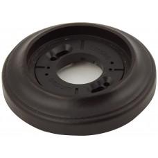 Рамка одноместная наружная Lindas 251-Ч, цвет черный