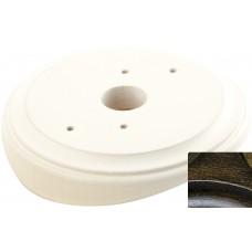 Рамка для распределительной коробки на бревно Lindas 25868, цвет бронза