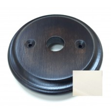 Рамка для распределительной коробки Lindas 259-Б, цвет белый