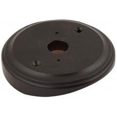 Рамка для распределительной коробки на бревно Lindas 258-Ч, цвет черный