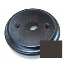 Рамка для распределительной коробки Lindas 259-Ч, цвет черный