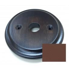 Рамка для распределительной коробки Lindas 259-К, цвет коричневый