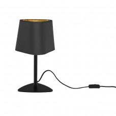 Настольная лампа LOFT1163T-BL LOFT IT, цвет черный/золото