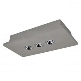 Бра OL1072-GH/3 LOFT IT, цвет бетон/ хром