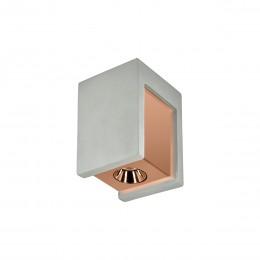 Бра OL1073-GG LOFT IT, цвет бетон/золото