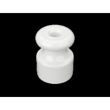 Изолятор пластиковый ТМ МезонинЪ GE30025-01-R10, цвет белый