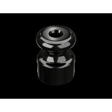 Изолятор пластиковый по 100 шт ТМ МезонинЪ GE30025-05, цвет черный