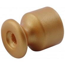 Изолятор кабельный Lindas 120-БМ, цвет бархатная медь