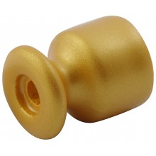 Изолятор кабельный Lindas 120-БЗ, цвет бархатное золото