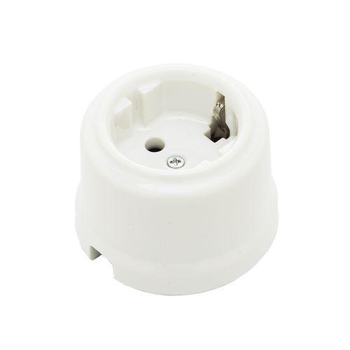 Розетка электрическая Sun Lumen 060-769, цвет белый