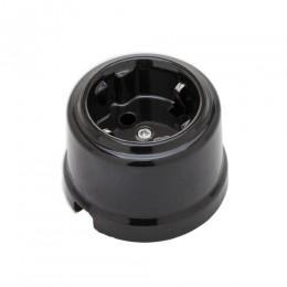 Розетка электрическая Sun Lumen 061-001, цвет черный