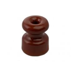 Изолятор кабельный Retrika RI-02202, цвет коричневый