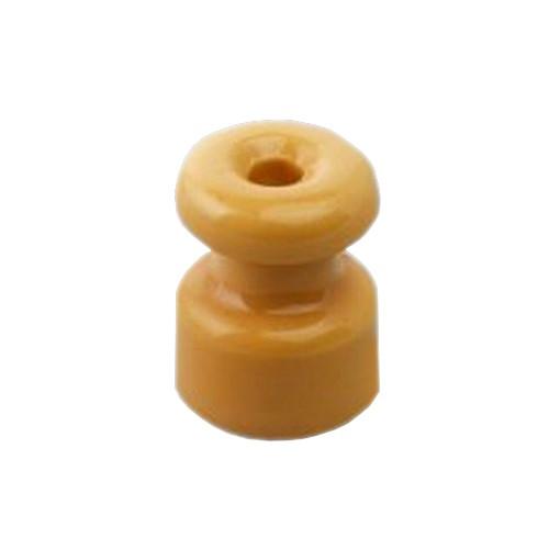Изолятор кабельный Retrika RI-02203, цвет золотой