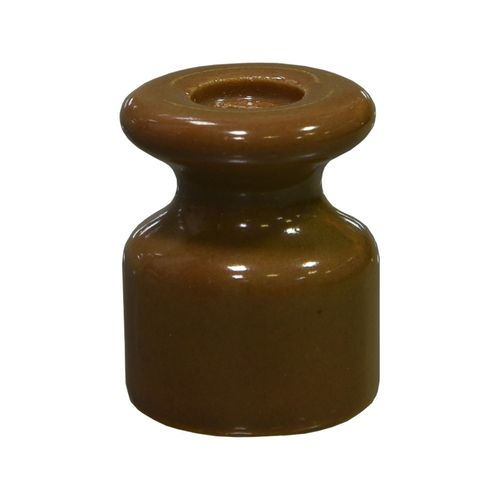 Изолятор кабельный Lindas 12014, цвет капучино