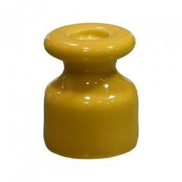 Изолятор кабельный Lindas 12016, цвет золото