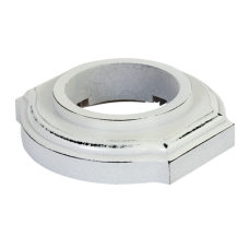Рамка одноместная универсальная Greenel GE70701-37, цвет белый прованс