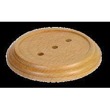 Подложка деревянная наружная Greenel GE70711-00, цвет без тонировки