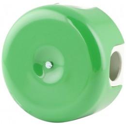 Коробка распаечная Ø78 мм Lindas 330-З, цвет зеленый