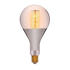 Лампа Эдисона PS160R F2 Sun Lumen 052-108, прозрачная