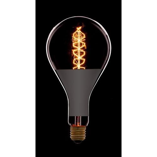 Лампа Эдисона PS160 F5 Sun Lumen 053-716, прозрачная
