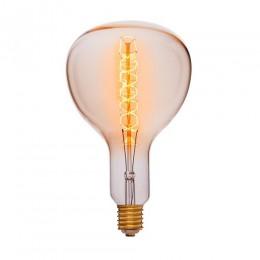 Лампа Эдисона PS180R F5 Sun Lumen 053-792, прозрачная