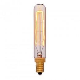 Лампа Эдисона T20 F7 Sun Lumen 054-188, цвет золотой