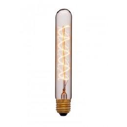 Лампа Эдисона T30-185 F4 Sun Lumen 053-877, прозрачная