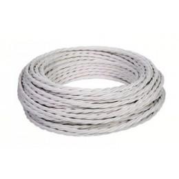 Провод электрический ТМ МезонинЪ GE70140-01, цвет белый