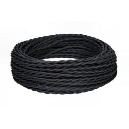 Провод электрический ТМ МезонинЪ GE70140-05, цвет черный