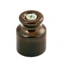Изолятор кабельный Greenel GE70020-04, цвет коричневый