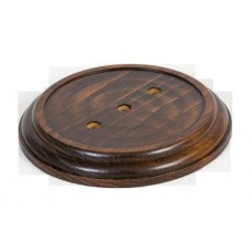 Подложка деревянная наружная Greenel GE70711-26, цвет темный дуб
