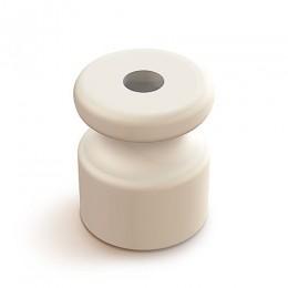 Изолятор кабельный ТМ МезонинЪ GE70017-01, цвет белый
