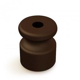 Изолятор кабельный ТМ МезонинЪ GE70017-32, цвет коричневый