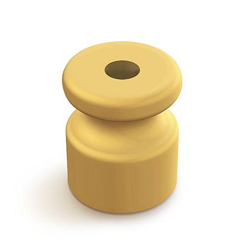 Изолятор кабельный ТМ МезонинЪ GE70017-04, цвет песочное золото