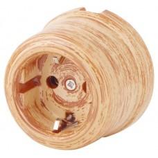 Розетка электрическая Sun Lumen 080-491, цвет оробико россо