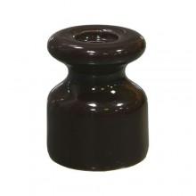 Изолятор кабельный Lindas 12012, цвет коричневый