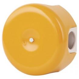 Коробка распаечная Ø78 мм Lindas 330-ЗО, цвет золотистая охра