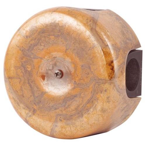 Коробка распаечная Ø78 мм Lindas 330-Г, цвет гефест