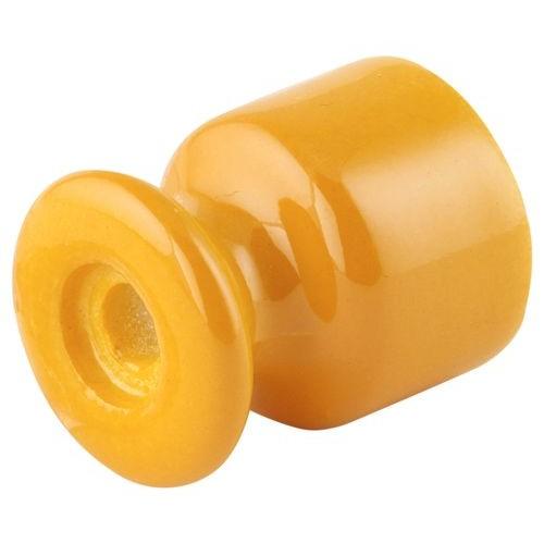 Изолятор кабельный Lindas 120-ЗО, цвет золотистая охра